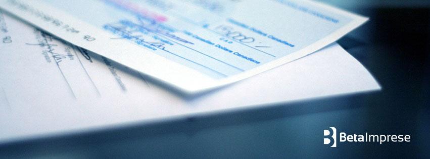 startup Il capitale sociale versato come assegno circolare